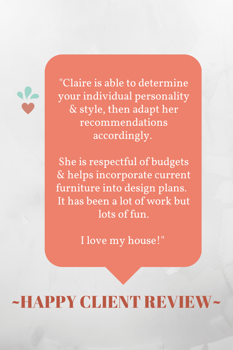 Another Happy Client Review!