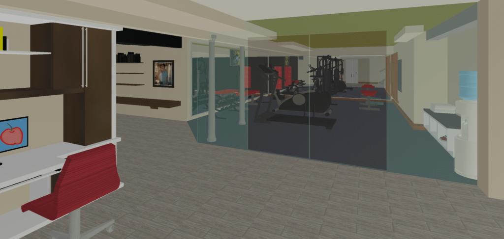 Option#1 Gym