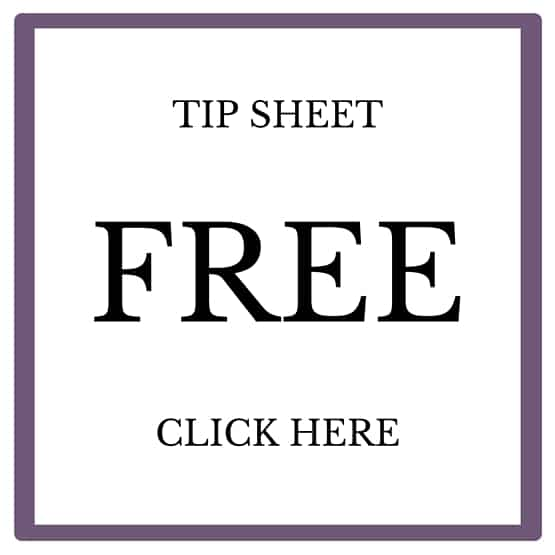 free tips button