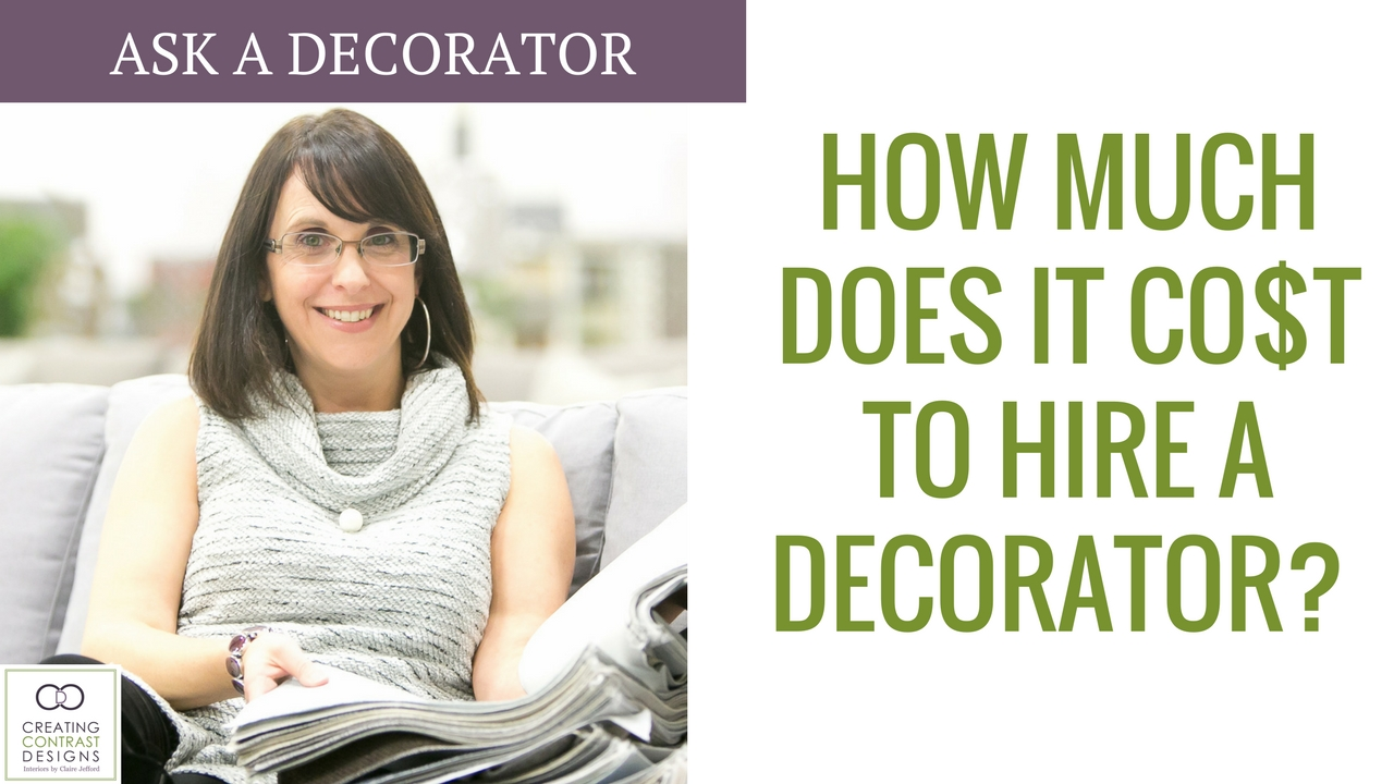 How Much Does It Cost To Hire An Interior Decorator?