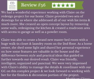 Client Testimonial - I love happy clients!