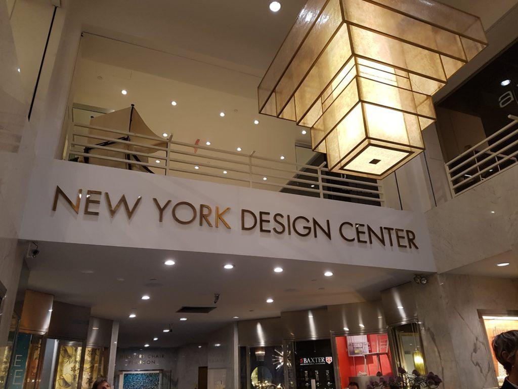 NYDC - NEW YORK DESIGN CENTRE