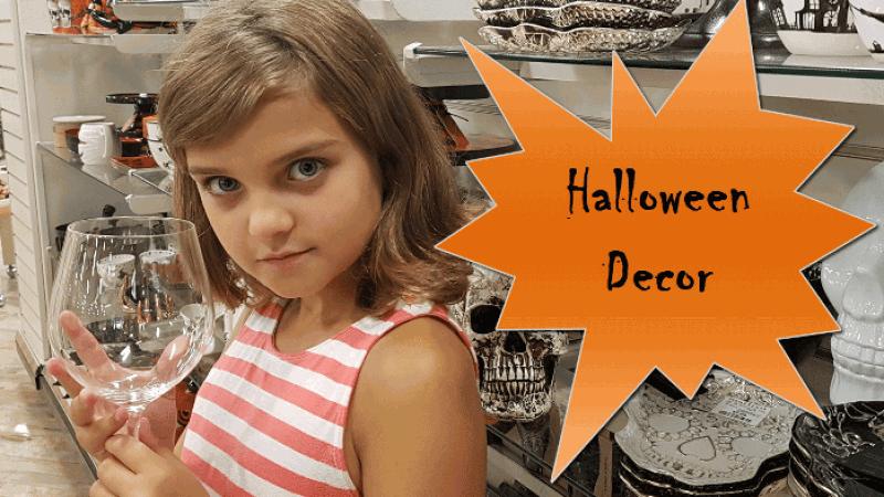 Halloween Decorating Ideas at Homesense