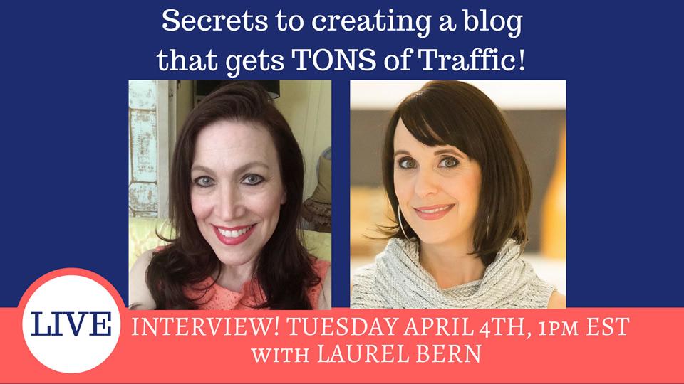 event laurel bern interview