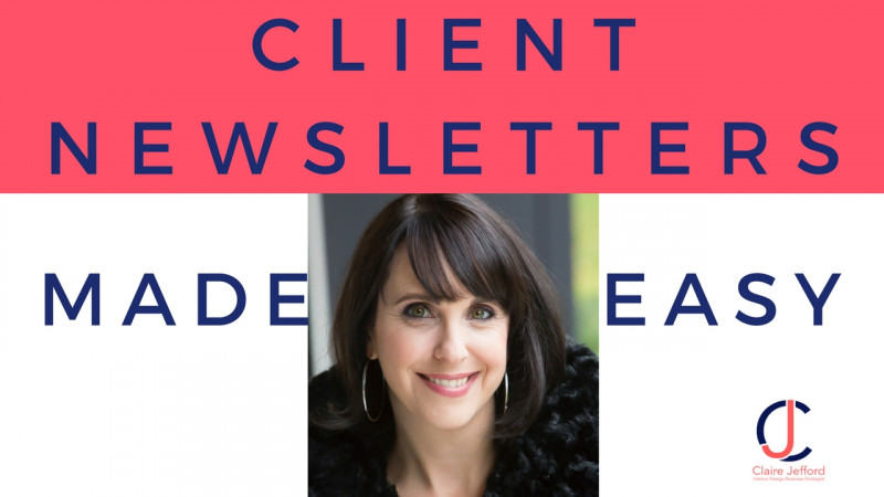 Client Newsletters Made Easy