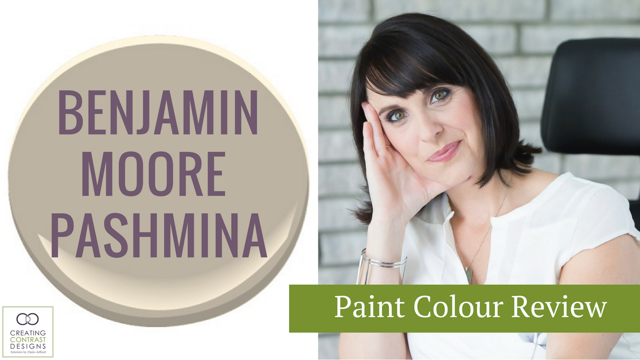 Why This Benjamin Moore Colour is My Favourite