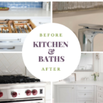 Kitchens And Baths Before And After