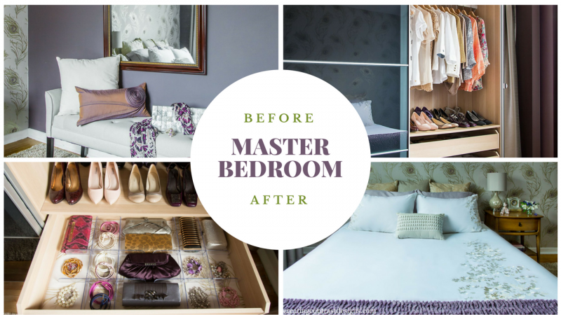 My Master Bedroom – From Fugly to Fantastic!
