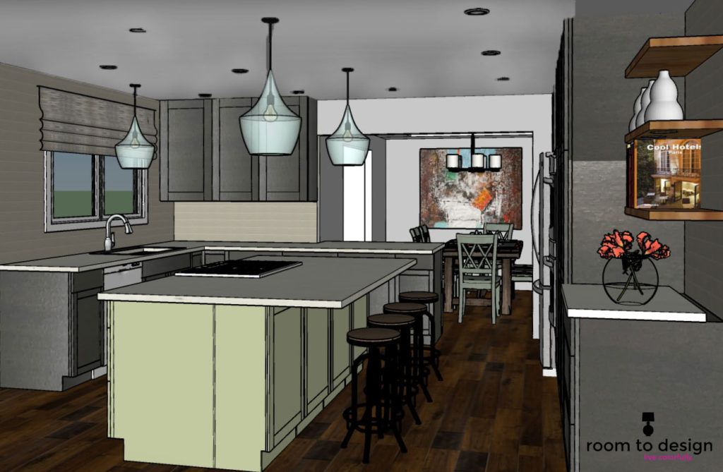 3D Renderings for Interior Designers – Claire Jefford