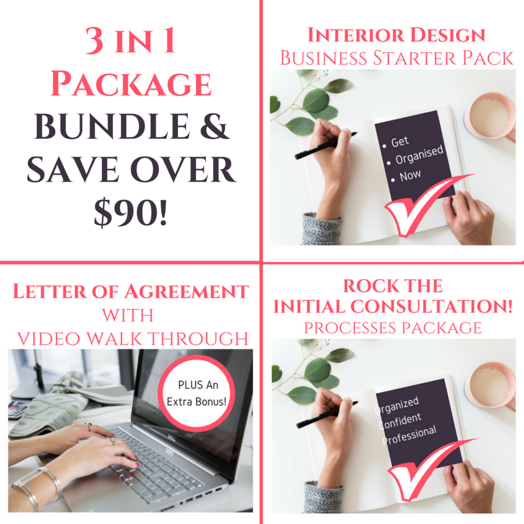 BEST VALUE! BUNDLE & SAVE with my 3 in 1 Package