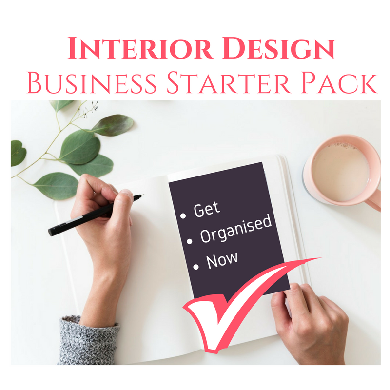 Find Out More About The Interior Design Starter Pack Here.