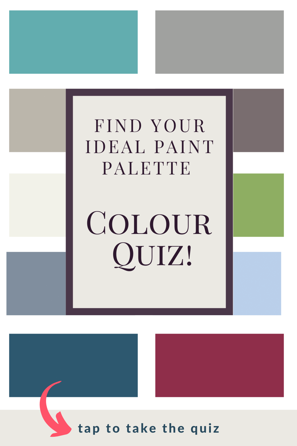 Paint Colour Quiz 2