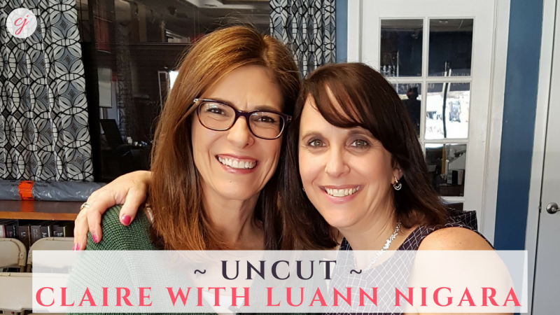 You'll Never Guess What Happened in My Interview With LuAnn Nigara!