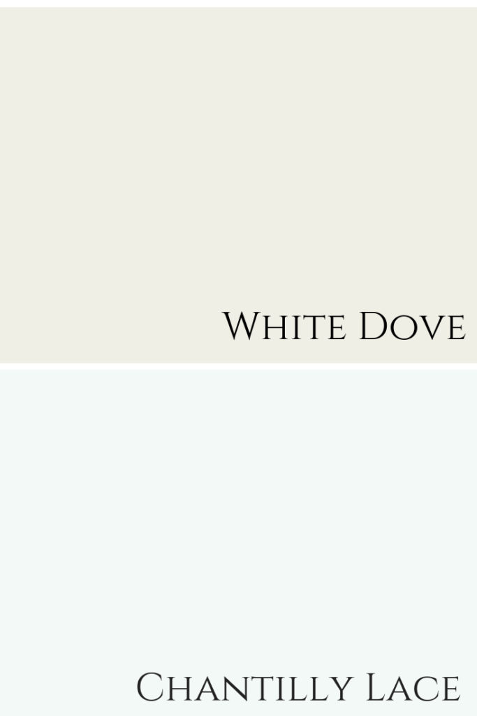 White Dove By Benjamin Moore Colour Review Claire Jefford