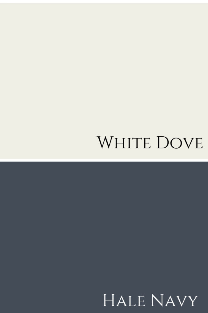 White Dove by Benjamin Moore Colour Review – Claire Jefford