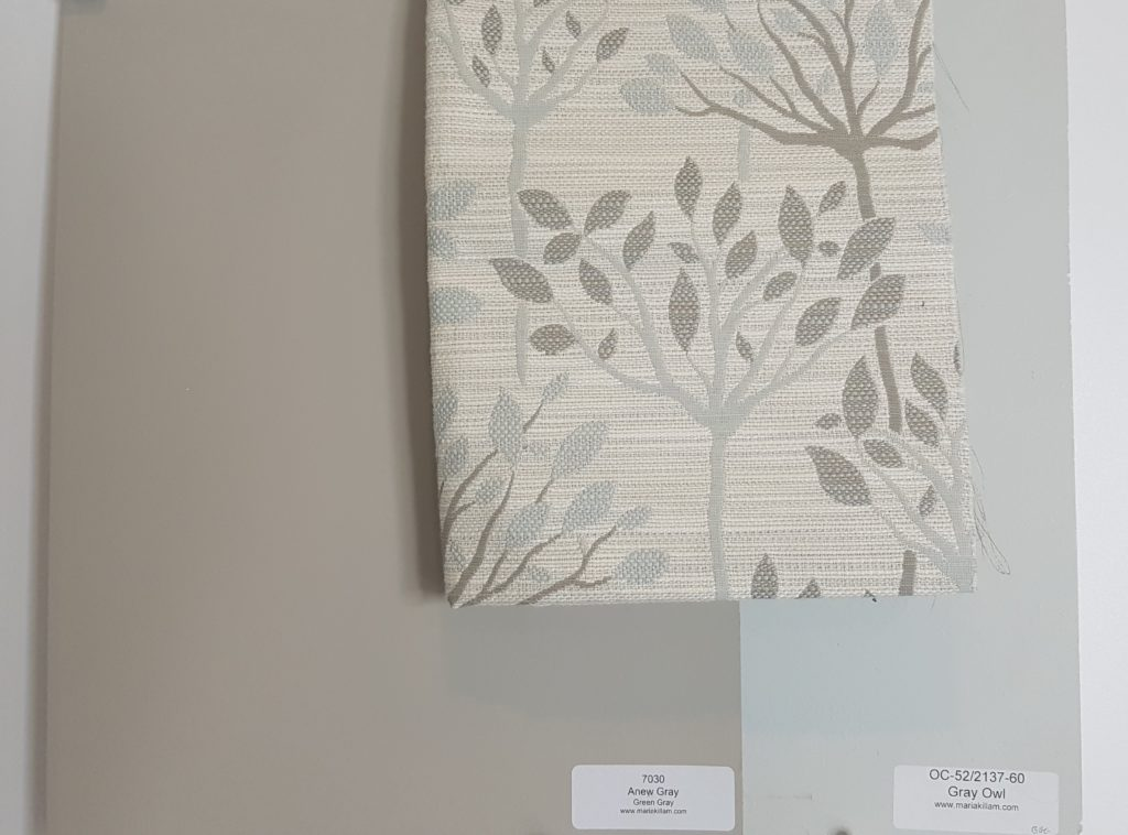 Gray Owl by Benjamin Moore colour Review – Claire Jefford
