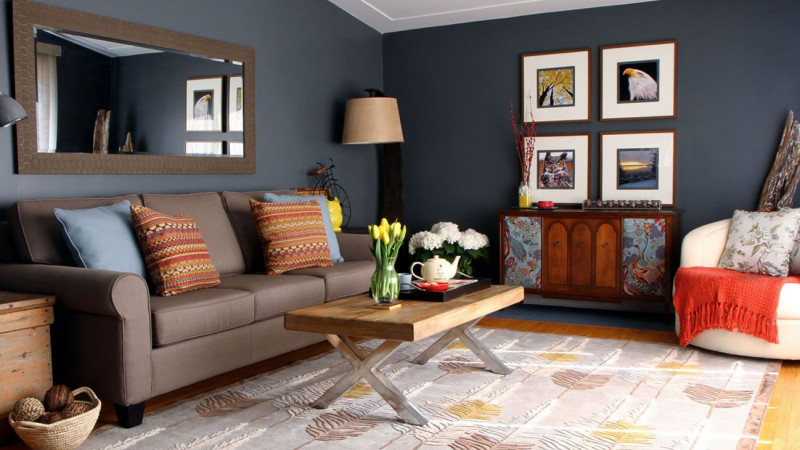 Colour Combinations with Blues