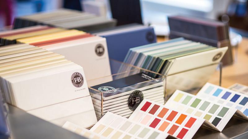 Farrow & Ball Colour Book Unboxing