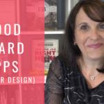 Interior Design Mood Board App