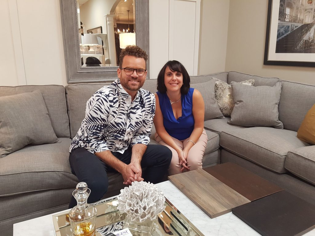 With Tim Bolen CHCH TV MORNING LIVE. Interior Decorating Tips