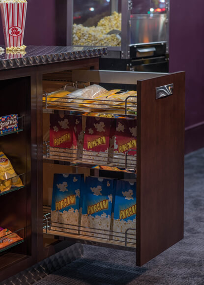basement-custom-pull-out-drawer-for-popcorn-and-snacks