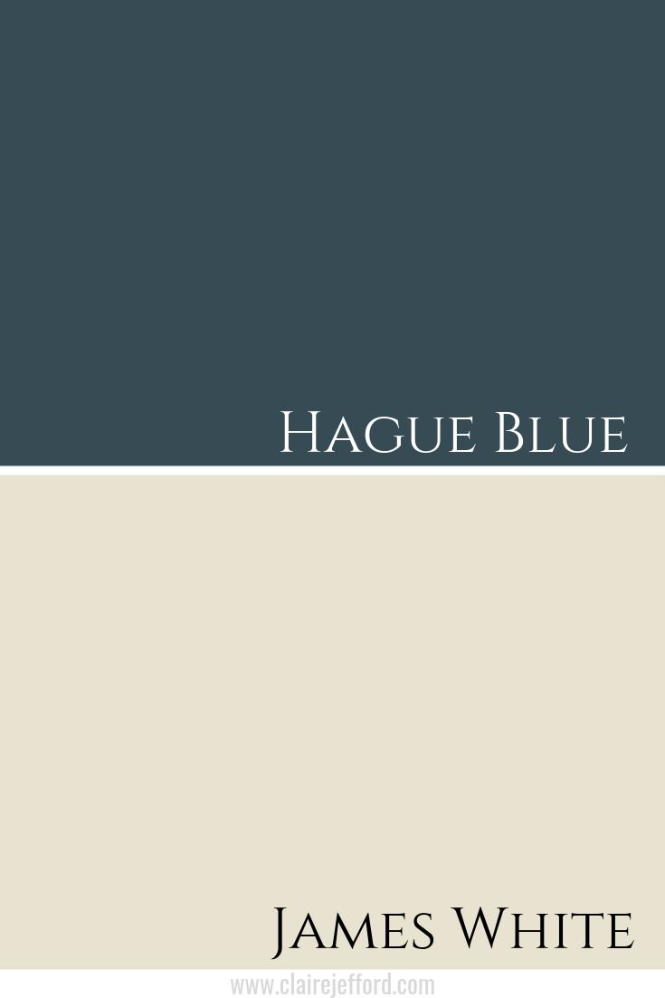 Hague Blue & James White