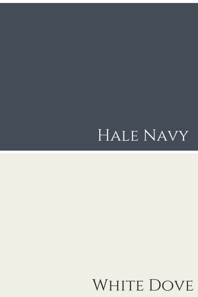 Hale Navy By Benjamin Moore Colour