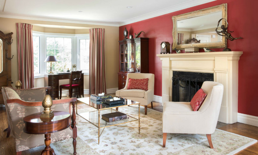 red-wall-in-formal-living-room