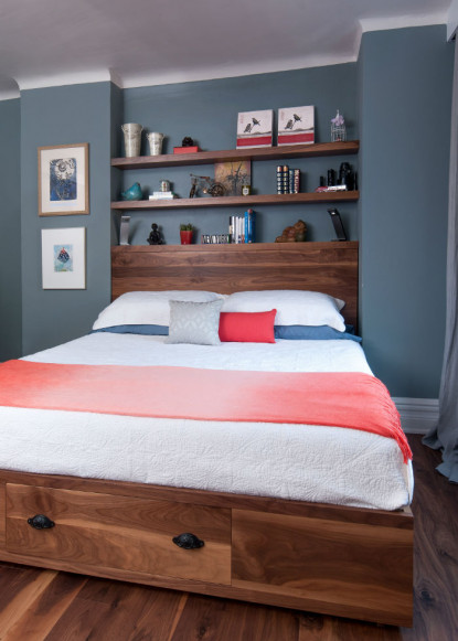 wooden-bed-frame-toronto-on