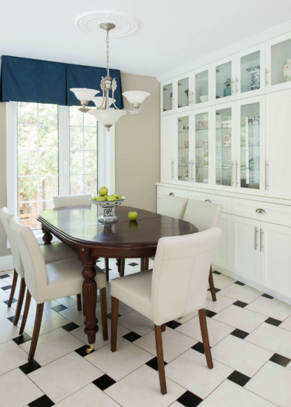 eat-in-kitchen-white-custom-cabinetry-claire-jefford