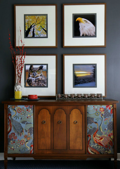 gallery-art-wall-nature-inspired-photographs-interior-design-ontario