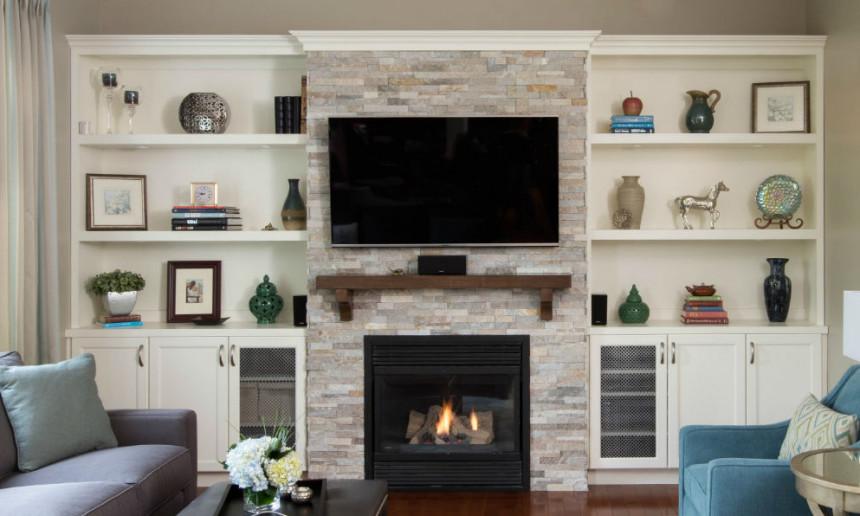 living-room-custom-built-ins-cloud-white-benjamin-moore