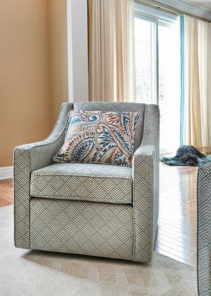 swivel-chair-in-vector-geometric-pattern