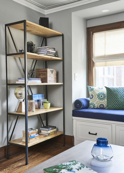 navy-custom-window-bench-seat-with-coffee-table-and-metal-and-wood-shelving-2