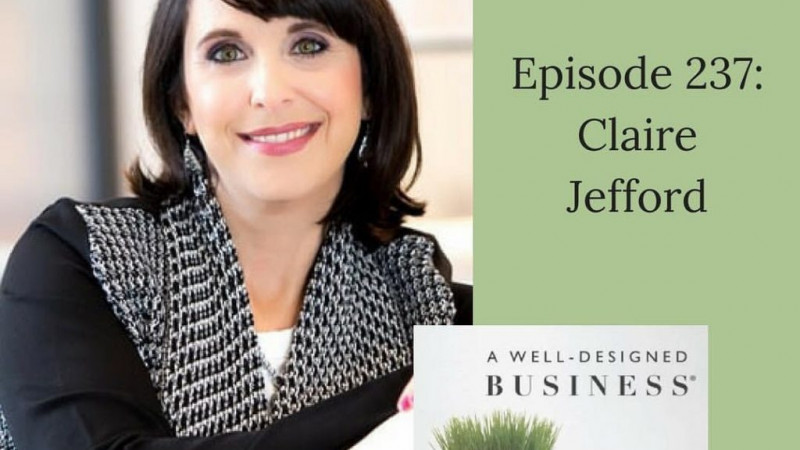 'A Well Designed Business' Podcast