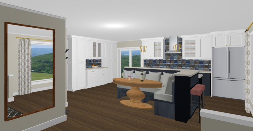 Updated Kitchen Design 1