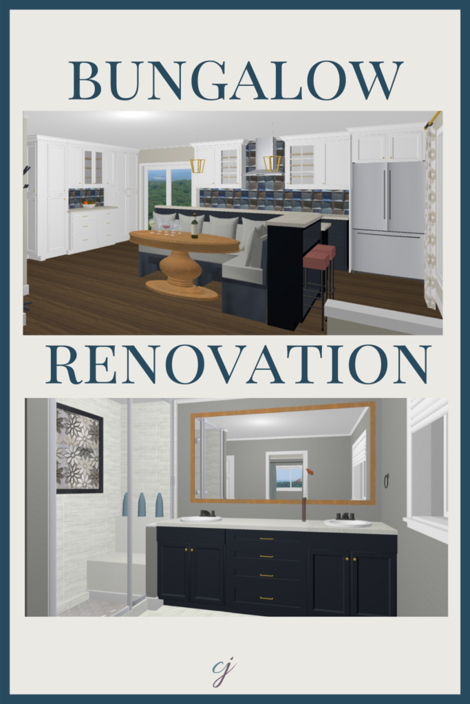 Bungalow Home Remodel Episode 1 Pinterest