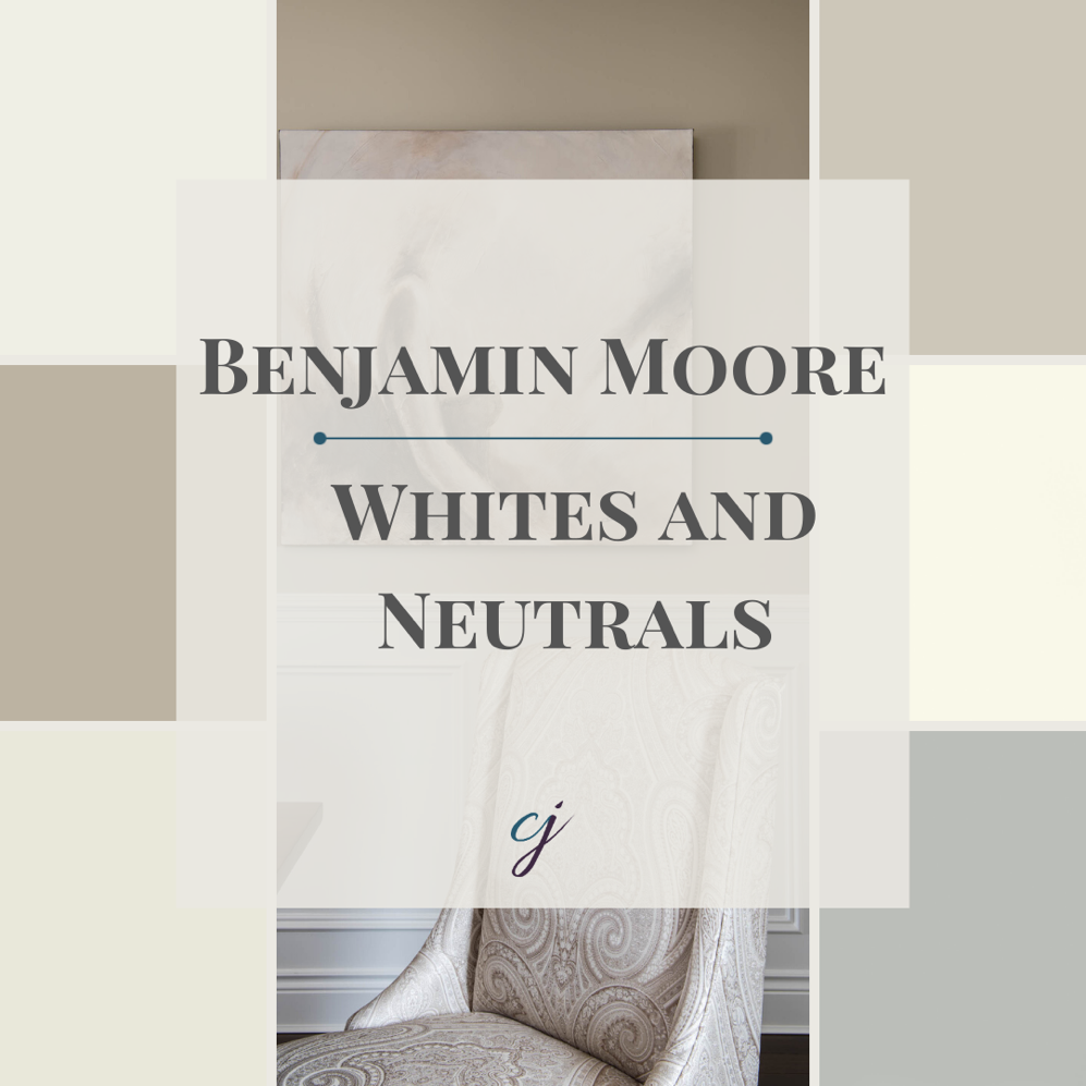 Benjamin Moore Whites & Neutrals
