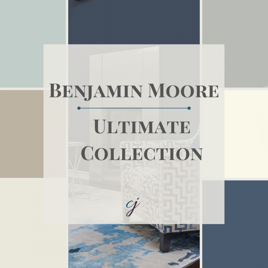 Benjamin Moore Ultimate Collection