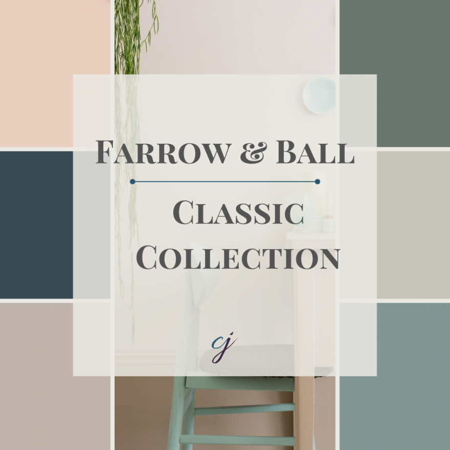 Farrow & Ball Classic Collection