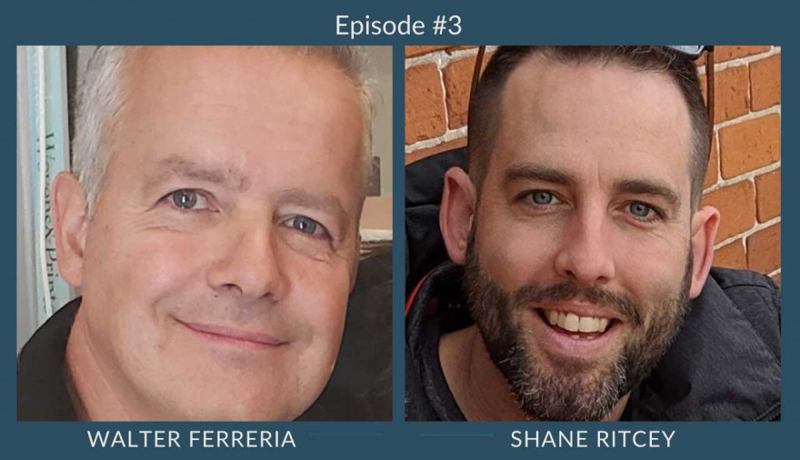 Improving relationships with your Trades. Guests: Walter Ferreria & Shane Ritcey